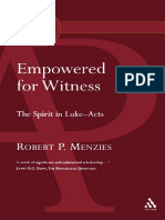 [Robert P. Menzies] Empowered for Witness