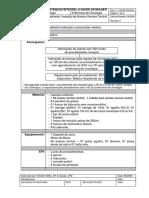 Enfermaria Oncologia - 030 Acesso Venoso Central