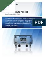 Manual de uso de detector de metales