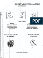 Manual Lenguaje de Señas