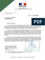 Rapport du SGPI