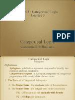 Logic Deductive and Inductive