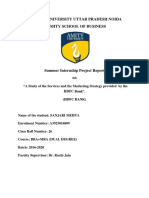 REPORT ON HDFC BANK.docx