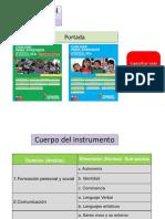 Estructura del Nuevo  Instrumento de Evaluación.ppsx