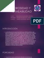 presentacion de porosidad y permeabilidad