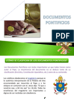 Documentos Pontificios