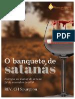 Spurgeon - O Banquete de Satanás