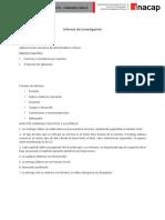 Informe de Investigacion C.a. 10