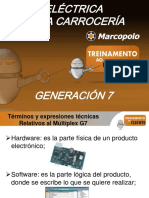 Electrica de La Carroceria - G7
