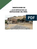 265384942 Cimentacion en El Peru