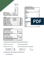 Predimencionamiento - Memoria de Calculo (Autoguardado)2
