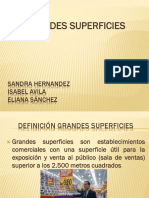 Exposicion Grandes Superficies