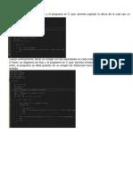 1 Hacer Un Diagrama de Flujo y El Programa en C Que