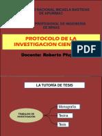 1 Protocolo de La Investigacion Cientifica
