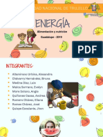 Exposicion de Energia
