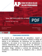 UAP METODOLOGÍA DE LA ENSEÑANZA.ppt