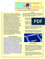 porte differentiation newsletter