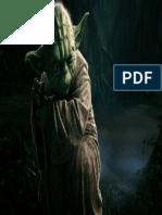 Yoda 2 - Desktop Background