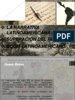 La Narrativa Latinoaméricana