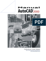Manual AutoCAD 2000
