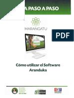 Guía Paso a Paso - Como Utilizar El Software Aranduka