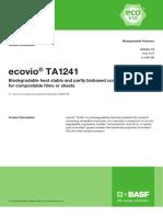 ecovio TA1241