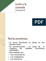 CLASE 1 Introducción a La Microeconomía