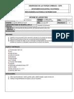 Informe Oscilador Con Scr y Optoacoplador Pruna