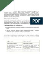 Cooperativas y EPS