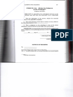 FORM NO. 214. MOTION FOR JUDGEMENT ON THE PLEADINGS.pdf