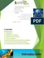 Diapositivas Desarrollo Economico