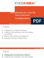 Linx for ServicePower Configurations