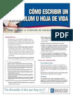 Cómo escribir un currículum altamente efectivo.pdf