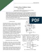Modeling a Nonlinear Binary Distillation Column.pdf