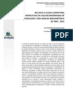 Analise Bibliométrica- Bd e Ep