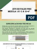Concreto en Falso Piso Mezcla-1