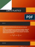 Limite Plastico