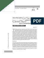 UNA DISCUSION CRITICA SOBRE EL CARACTER CIENTIFICO DE LA CONTABILIDAD.pdf