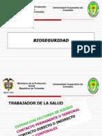 Procesos Prioritarios Asistenciales Bioseguridad