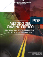 Monografia de Ruta Critica