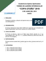 Copa Otoño 2019
