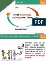 Gestao Da Informacao