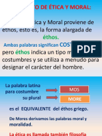 Concepto de Ética