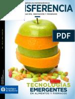12. Tecnologias Emergentes en Alimentos