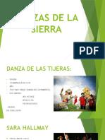 Danzas de La Sierra