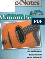Méthode de guitare manouche (1)