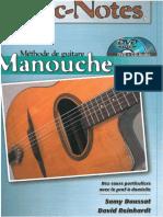 Méthode de guitare manouche (1)