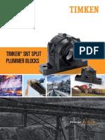 10618 SNT Plummer Block Mini Catalog 1