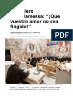 BB Segunda Predicación de Cuaresma 2018 02-03-18