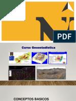 Geoestadistica Clae 01-03